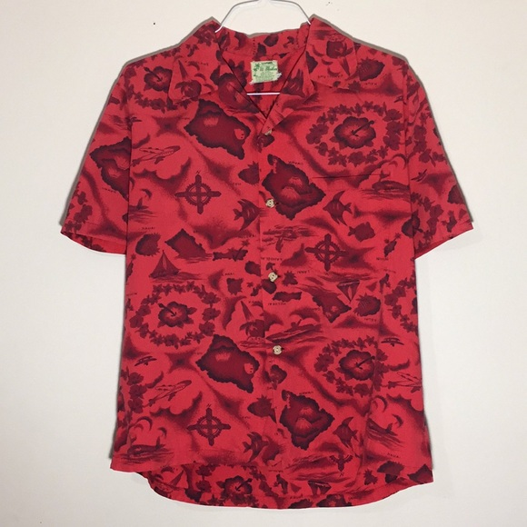 901cf4cf Vintage Shirts | 60s 70s Uimaikai Hawaiian Shirt | Poshmark